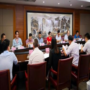 广西建筑信息模型(BIM)技术应用费用计价参考依据评审会议召开